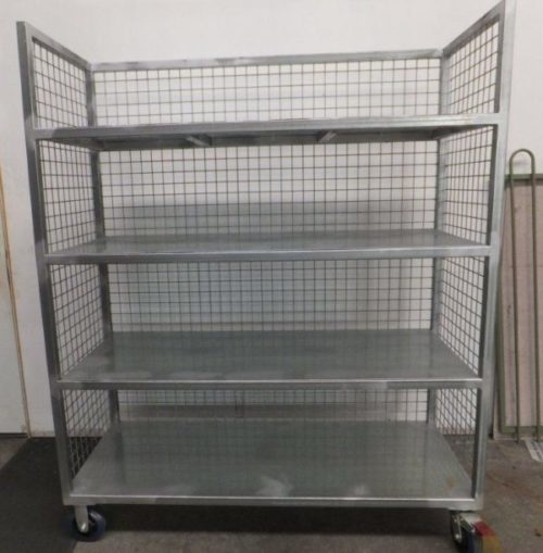 silver rack tolley