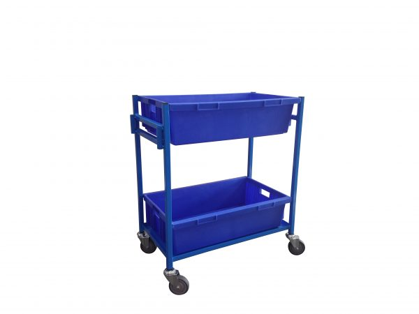 Glidemaster Order Picking Trolley